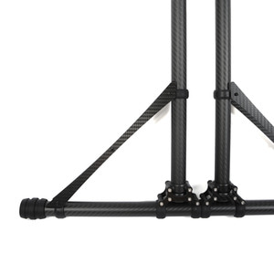 Landing Skid Supports [Carbon]